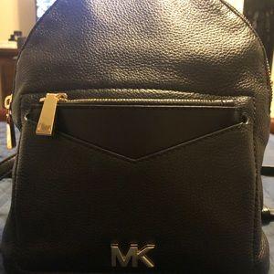 Michael Kors Jessa backpack.